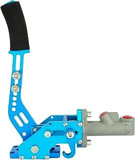 Hydraulische Fly Off Handbremse, längenverstellbarer Hebel (Blau)