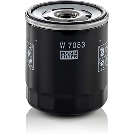 Original Mann Filter Ölfilter W 7053 Für Pkw Und Nutzfahrzeuge Auto