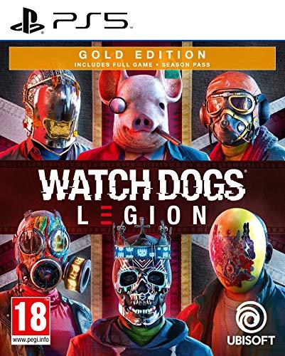 Watch Dogs Legion Gold Edition (PS5) [Edizione: Regno Unito]