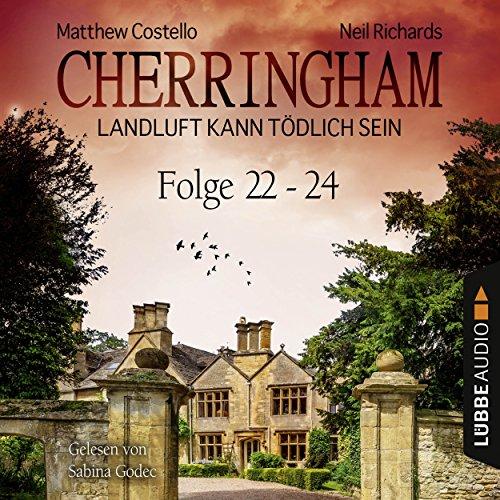 Cherringham - Landluft kann tödlich sein: Sammelband 8 (Cherringham 22-24) audiobook cover art