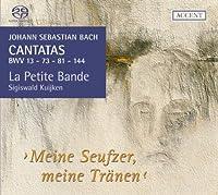 Cantatas Vol.8  Meine Seufzer Mein