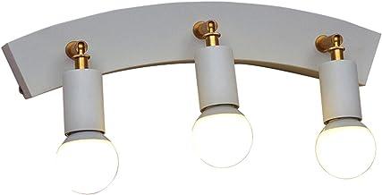 Spiegellamp badkamer make-up LED Eitelheit lamp pasta vrije stansspiegel lamp badkamer toilet wandlamp (kleur: warm licht)