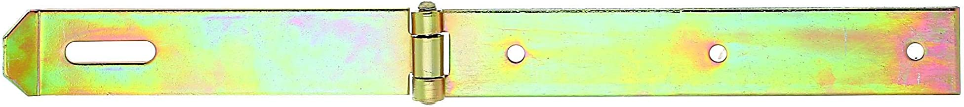 Overval, geel verzinkt 167 x 35 x 210 mm