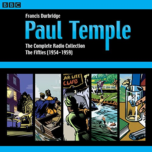 Couverture de Paul Temple: The Complete Radio Collection: Volume Two