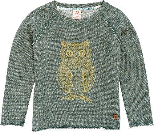 American Outfitters Mädchen Sweater, Grün, Größe 164