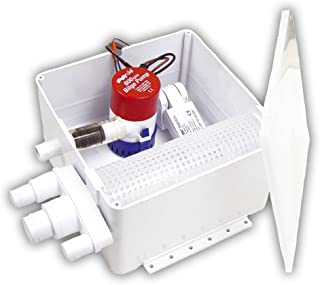 Rule Shower Drain Systems, 500 to 800 GPH, 3/4 inch Discharge, Mercury Free