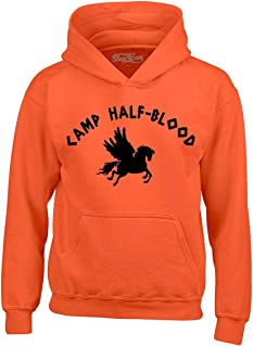 Shop4Ever Camp Half Blood Hoodie Sweatshirts