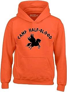 Shop4Ever Camp Half Blood Hoodie Sweatshirts