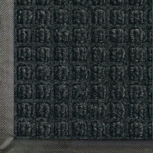 Andersen 200 WaterHog Classic Polypropylene Fiber Entrance Indoor/Outdoor Floor Mat, SBR Rubber Backing, 5