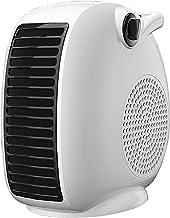 FACAI Calentador Pistola De Acero Pequeña Ventilador De Calefacción Ahorro De Energía Oficina Solar Pequeña Estufa De Calentamiento Rápido Tamaño Pequeño con Cabezal De Conversión