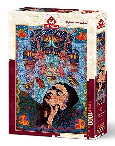 CiCiDi Vintage Art Nouveau Alphonse Mucha Art Painting Jigsaw Puzzle 1000 Pieces for Adult Entertainment DIY Toys , Graet Gift Home Decor