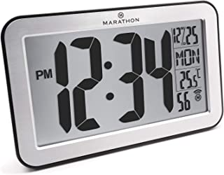 Best radio controlled desk clock Reviews