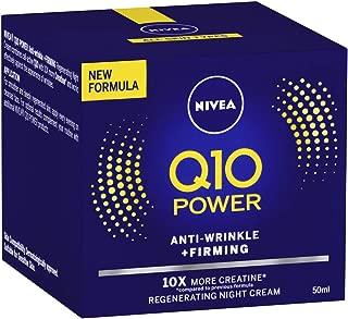 NIVEA Q10 Power Anti-Wrinkle Regenerating Night Cream, 50ml