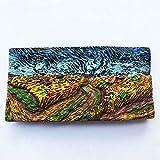 MUYU Magnet Imán para Nevera de Van Gogh Holland con diseño de Pintura en 3D, Ideal como Regalo de Recuerdo, decoración para el hogar y la Cocina, imán para Nevera de los Países Bajos