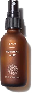 True Botanicals - Organic CALM Nutrient Face Mist | Clean, Non-Toxic, Natural Skincare (2 fl oz | 59 ml)