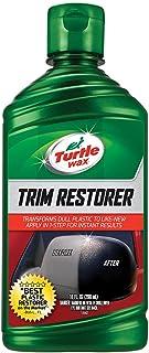 Turtle Wax Trim Restorer, 10 Fl. Oz., 50601, H5.8 x W18.2 x D4.2 cm