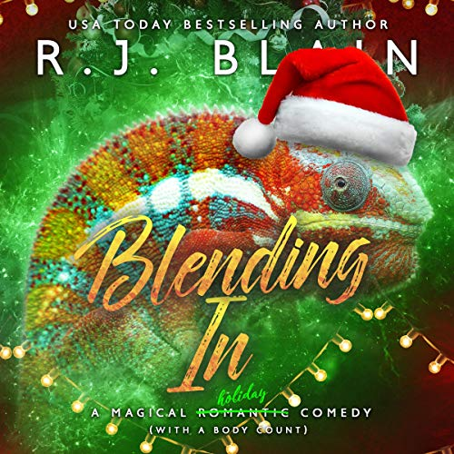 Blending In cover art