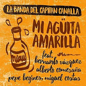 Mi Agüita amarilla (feat. Bernardo Vázquez, Alberto Comesaña, Pepe Begines y Miguel Costas)