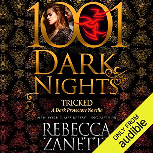 Tricked audiobook cover art