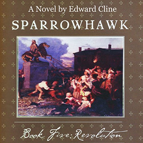 Sparrowhawk audiobook cover art