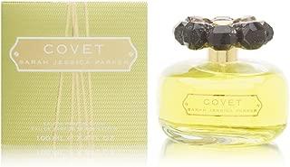 Sarah Jessica Parker Covet 100ml Eau De Parfum, 0.5 Kilograms