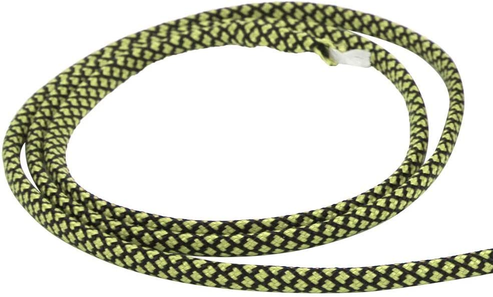 Green MAGT Core Paracord 50M 4MM Thick 7 Core Paracord Rescue Tying Tent Lanyard Camping Rope for Outdoor Bracelet Weaving