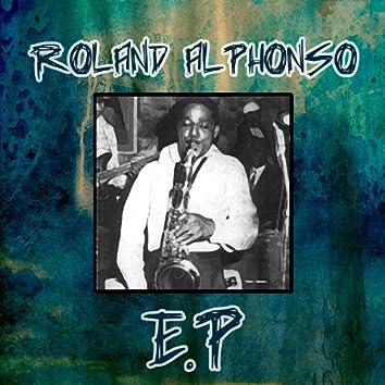 Roland Alphonso - EP