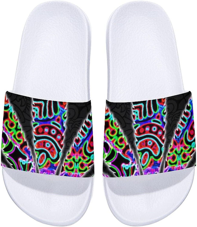 Marijuana Popular product Leaf Weed Men's Max 81% OFF and Women's Indo Comfort Slide Sandals