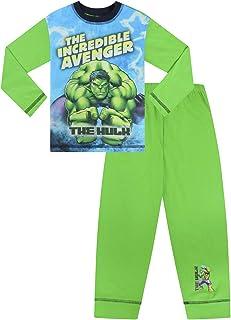 Tuta Felpata Avengers della Marvel Originale Bimbo Colore Rosso Pantaloni Blu