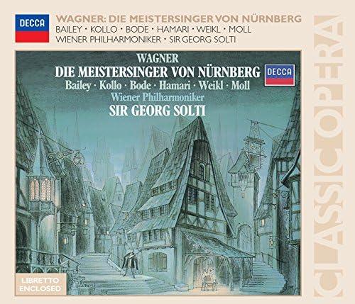 Norman Bailey, Bernd Weikl, René Kollo, Hannelore Bode, Wiener Philharmoniker & Sir Georg Solti