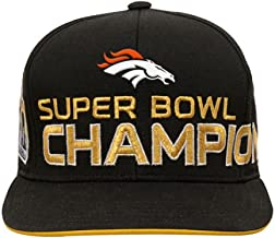 Outerstuff Peyton Manning #18 Denver Broncos Youth Super Bowl 50 Champions Limited Edition Adjustable Snapback