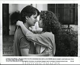 Historic Images - 1991 Vintage Press Photo Doc Hollywood movie scene-Michael Fox, Julie Warner - cvp90842