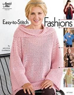Easy-to-Stitch Fashions (Annie's Attic Crochet)