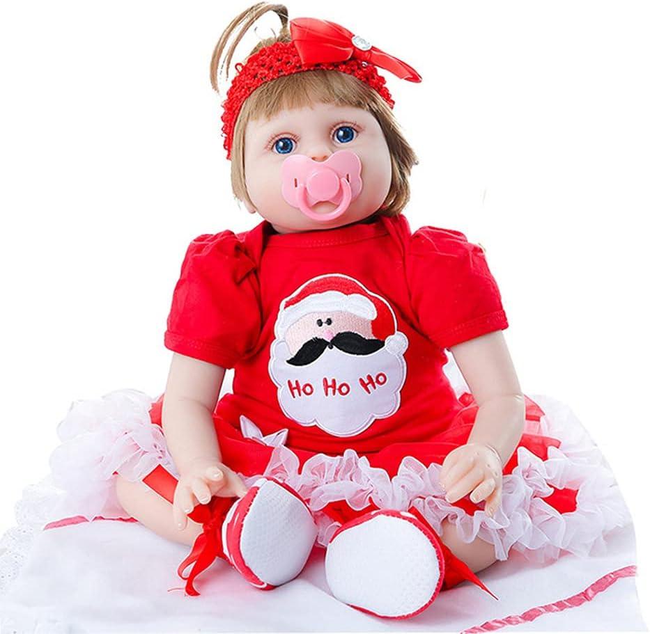 M STAR Deluxe Reborn Doll 55cm Environme Dedication Baby 21.7inch Simulation
