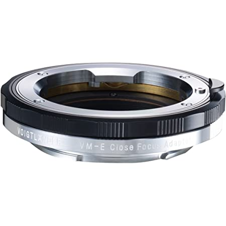 Voigtlaender VM/E Lens Adaptor for Lenses