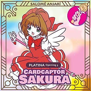 Platina (Sakura Card Captor Opening 3)