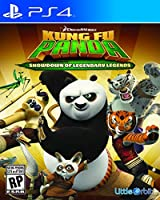 Kung Fu Panda: Showdown of Legendary Legends - PlayStation 4 [並行輸入品]