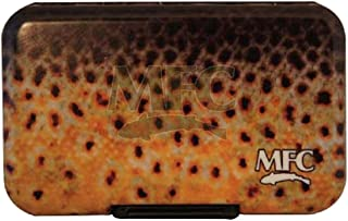MFC Plastic Fly Box, Brown Trout