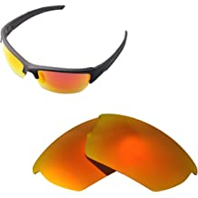 4a5a7222d9 Walleva Replacement Lenses for Wiley X Valor Sunglasses - Multiple Options  Available