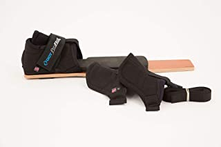 DCT Proflex Trainer's Pack - 6 inches Longer - All 3 Sizing Straps Included - Total Lower Body Leverage-Based Resistance Stretching Tool - Stretch Your Clients Hamstrings, Hips & Calves with Ease
