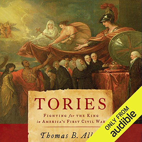 Tories audiobook cover art