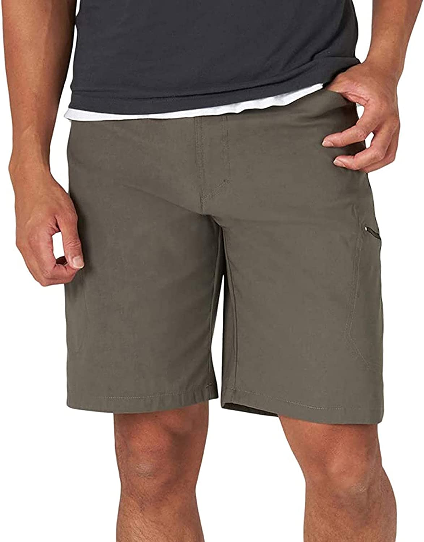 Short Pants Men's Summer Cargo Solid Color Multi-pocket Sports Classic Shorts