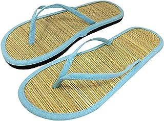 5 Pairs Women's And Men's Shower Flip Flops, Soft Anti-Slip Simple Slide on Sandal,A,41