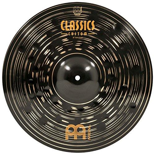 Meinl Cymbals cc16dac Classics Custom Dark 40.6cm, 16pollici, Crash