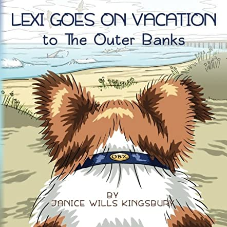 Lexi Goes on Vacation to The Outer Banks