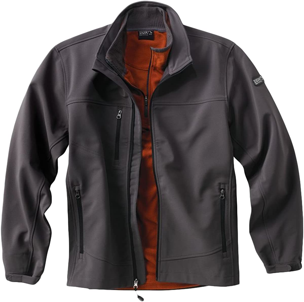 DRI Duck Mens Motion Soft Shell Jacket-5350