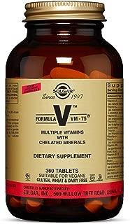 Solgar – Formula VM-75, 360 Tablets