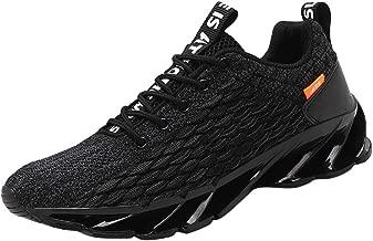 Jodier Zapatillas de Deporte Unisex Adulto Zapatos del Ocio Peso Ligero Running Zapatillas Verano Zapatos Deportivos Aire Libre para Correr Calzado Sneakers Gimnasio Casual