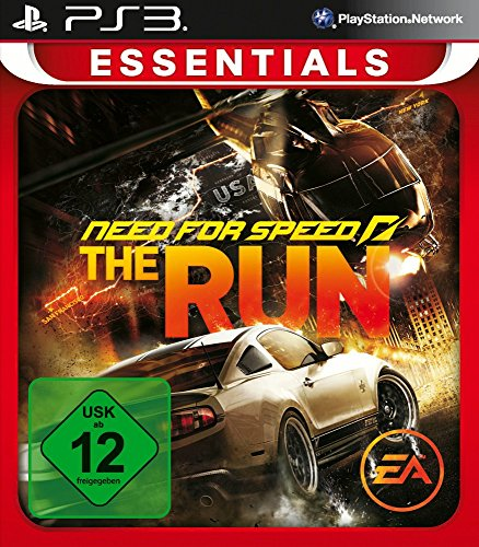 Need For Speed: The Run Essentials - PS3