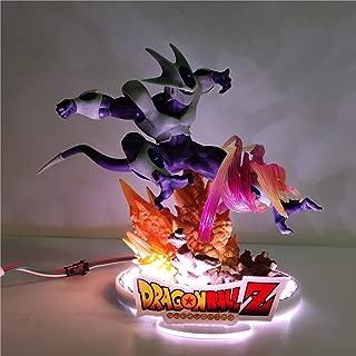 Action Figure Dragon Ball Z Coora PVC Model Toys Anime Figure Dragon Ball Super Cooler DIY LED Lighting for Xmas Gift DBZ